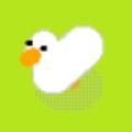 搗蛋鵝桌面寵物 V1.0 綠色版