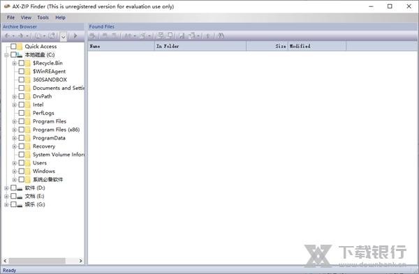 AX-ZIP Finder