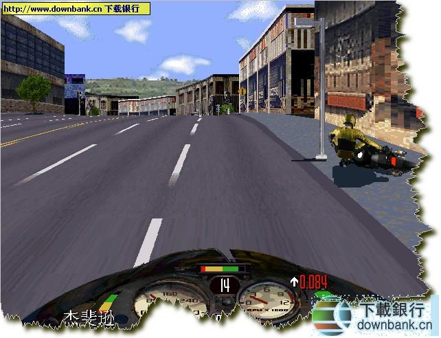 暴力摩托2002正式版