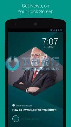 Swipe: Lock Screen News安卓版 V1.0.23  for android 官方免費版