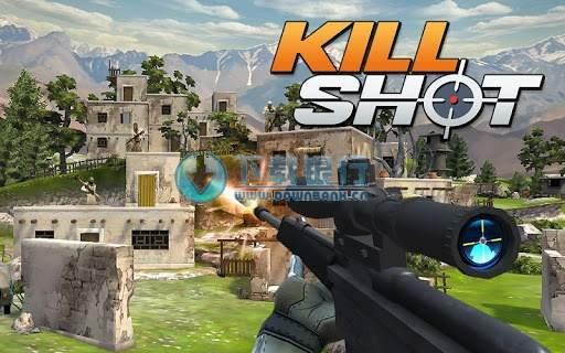 殺戮射擊(KIll Shot) v2.4 for android 無限子彈版