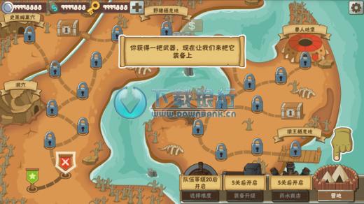 小小英雄傳(Tiny Heroes) v1.6.1 for android 無限金幣版