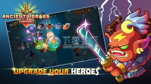 古代英雄防御安卓版 v1.0.3 for android 付費解鎖版