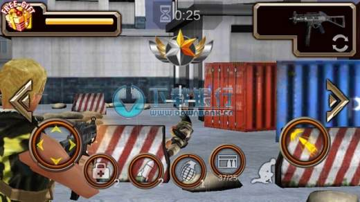 刺客狙擊手安卓版 v1.2 for android 無限金幣版