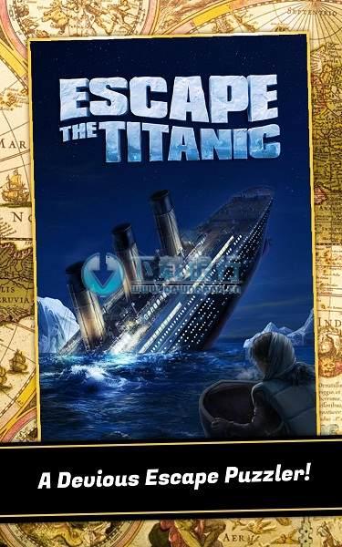 冰海沉船:泰坦尼克號安卓版 v1.1.8 for android 無限提示版