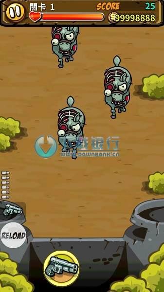 怪物殺機安卓版 v1.1.2 for android 無限金幣版