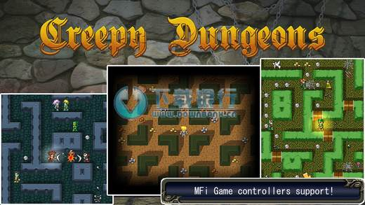 驚悚地牢(Creepy Dungeons) v1.1 for android 完整解鎖版