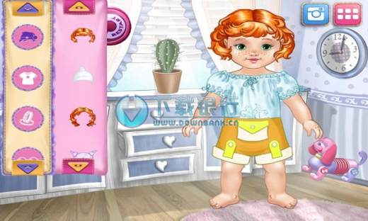 裝扮小寶貝(Baby Dress Up) v1.0.6 for android 項目解鎖版