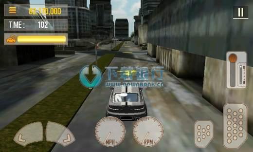 僵尸逃生駕駛3D安卓版 v1.2 for android 無限金幣版