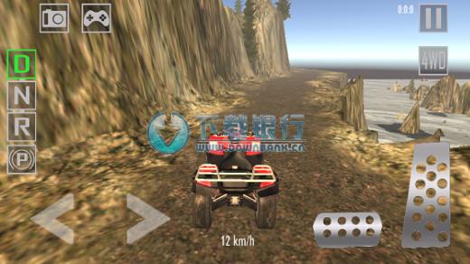 4x4山地賽車安卓版 v1.5 for android 無限金幣版