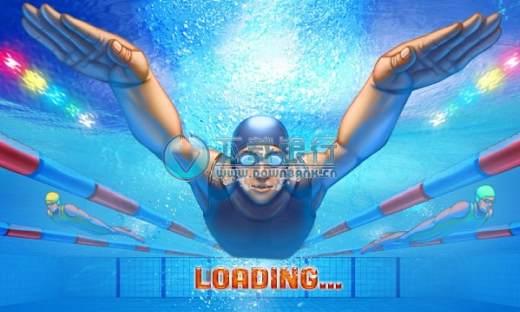 游泳運動員(Swim Racer) v1.0.4 for android 無限金幣版