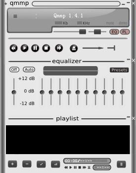 Qmmp音乐播放器图片3