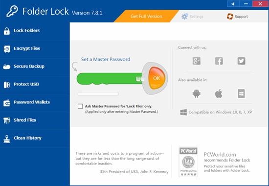 Folder Lock图片1
