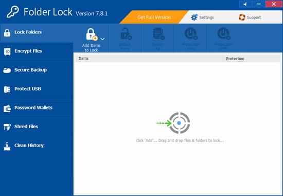 Folder Lock图片2