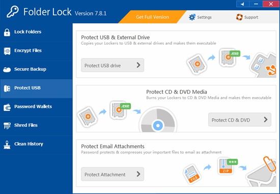 Folder Lock图片5