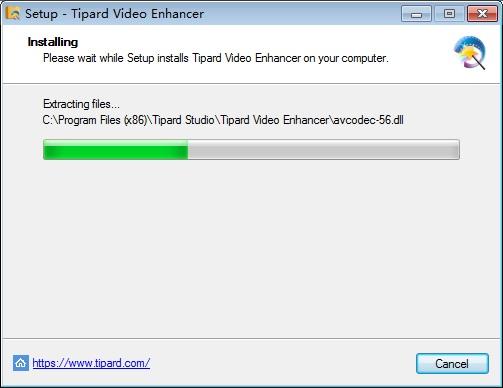 Tipard Video Enhancer破解教程图片1