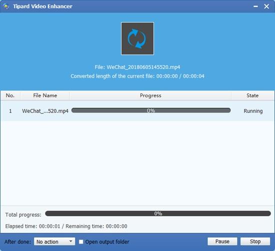 Tipard Video Enhancer图片3