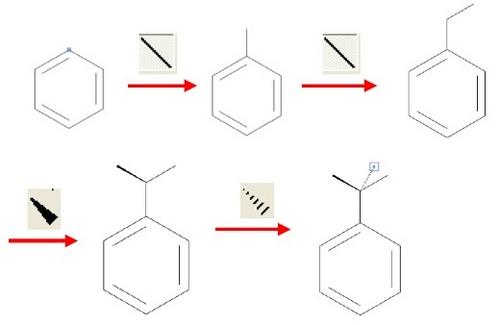 chembio3d画分子教程图片1