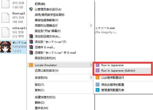 Locale Emulator使用教程图片3