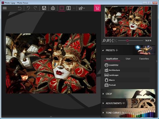 InPixio Photo Focus Pro图片1