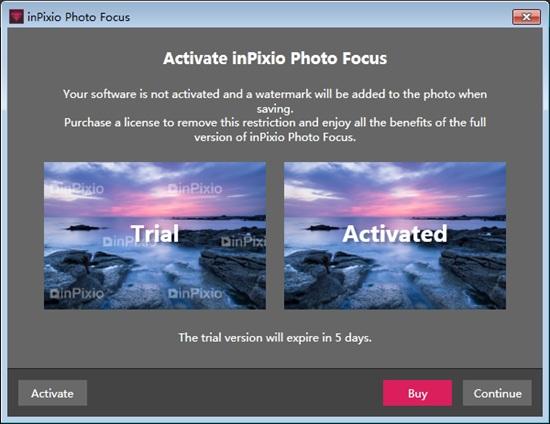 InPixio Photo Focus Pro图片3