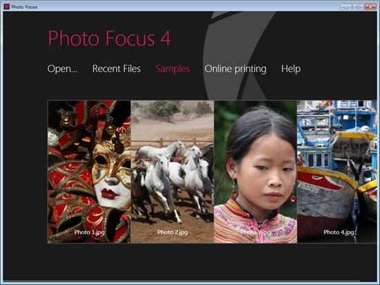 InPixio Photo Focus Pro图片5