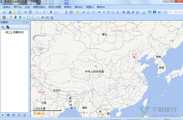 奥维互动地图浏览器图片1